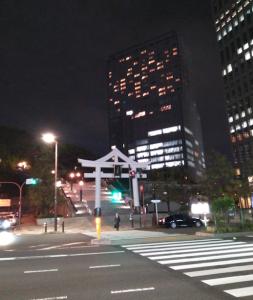 Avenida del barrio de Aoyama, Tokio