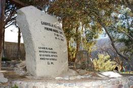 tumba de gabriela mistral